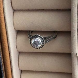 Silpada Ring Size 6
